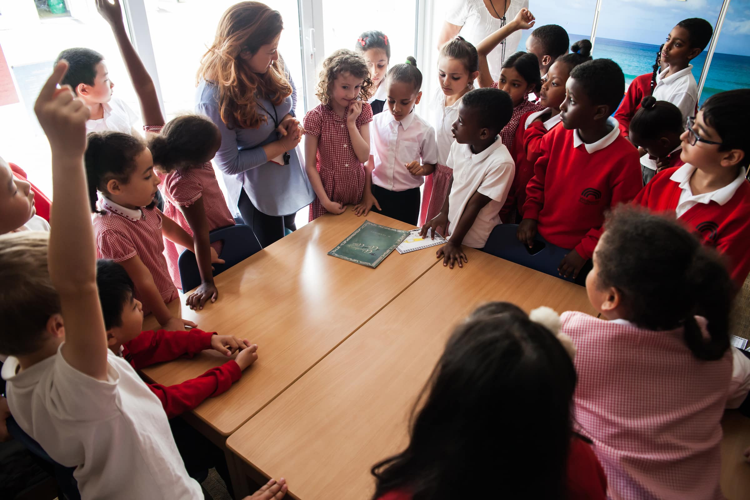 Our groundbreaking schools and education programme: