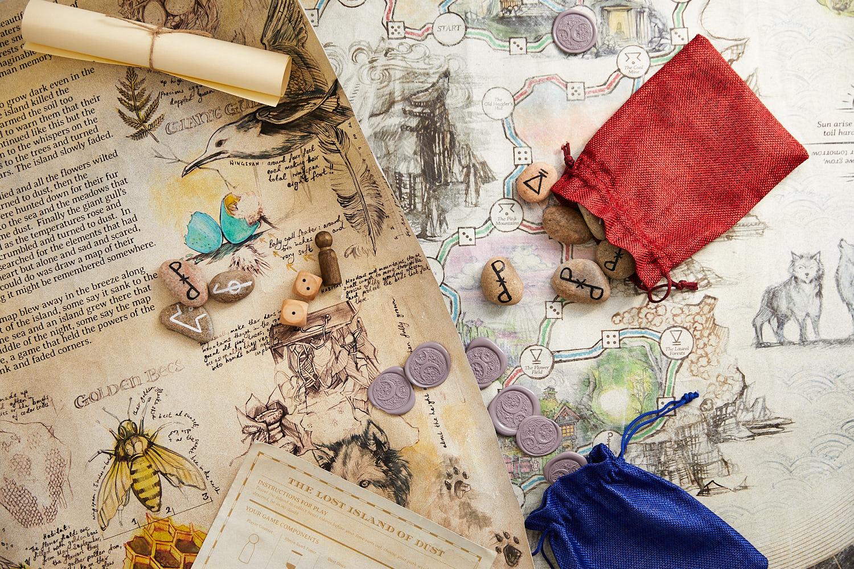 The Vanishing Land: A Teacher-led Adventure
